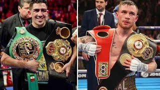 TBC's First Look at Leo Santa Cruz vs Carl Frampton