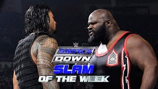 Roman Reigns closes the Hall of Pain: WWE SmackDown Slam of the Week 3/12