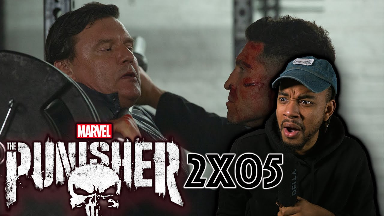 FILMMAKER REACTS to THE PUNISHER Season 2 Episode 5: One-Eyed Jacks