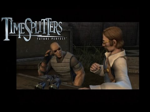 """TimeSplitters: Future Perfect - Mission 3: """"The Russian Connection"""""""