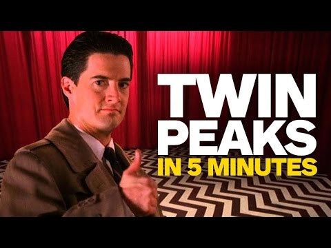 Twin Peaks: The Story Before Season 3