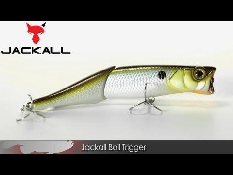 Jackall Boil Trigger