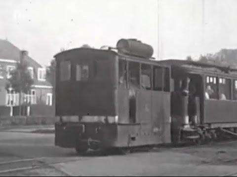 Stoomtramrit 1936-1946 Muiderberg - Weesperpoort - Bussum - Huizen - Hilversum