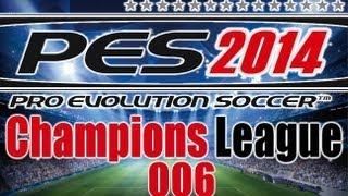 Let´s Play PES 2014 Champions League [HD+][deutsch/german] #006 | Gruppenphase (6)