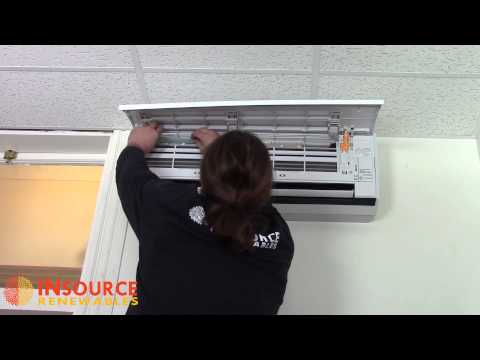 Heat pump user tips #1 (Filter maintenance)