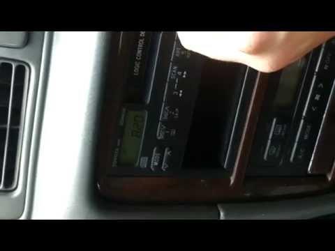 Установка AUX в штатную магнитолу Toyota Mark 2 Qualis и USB зарядки часть 2