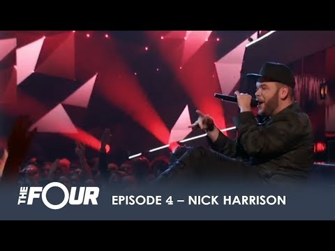 Nick Harrison: They Doubt Him But This BAD-ASS Rapper OWNED That Stage! | S1E4 | The Four