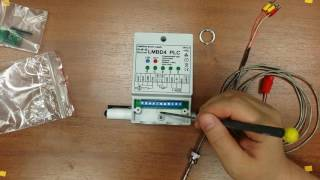 1 PL Analizator spalin, sterownik PLC, dla przemysłu, inteligentny dom, LMBD4PLC