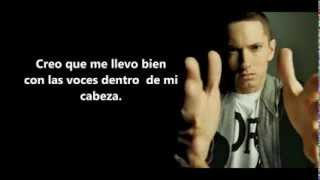 Repeat youtube video Eminem The Monster Ft. Rihanna subtitulado en español