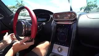 Koenigsegg Regera Fast Drive..