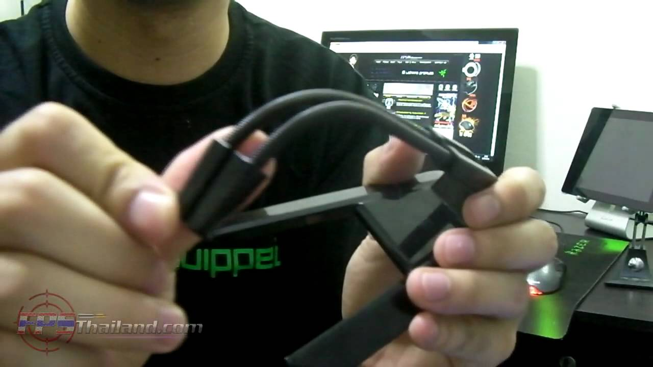 Review : Razer Mouse Bungee - YouTube