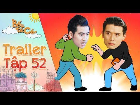 Bố là tất cả | trailer tập 52: Hoàng Khang táo bạo đối đầu với Thanh Tùng để giúp Minh Thảo