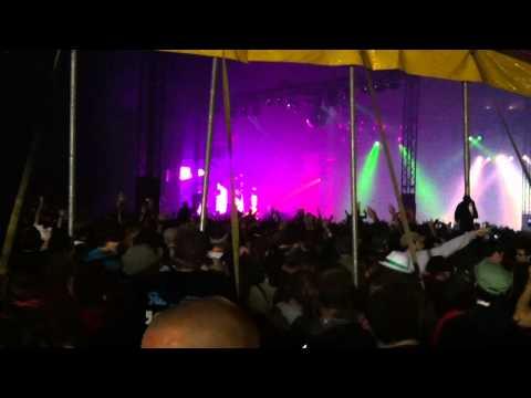 Netsky @ Dour Festival 2011