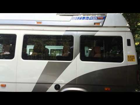 Deluxe 1x1 Tempo Traveller Hire in Delhi, Maharaja Tempo Traveller in Delhi