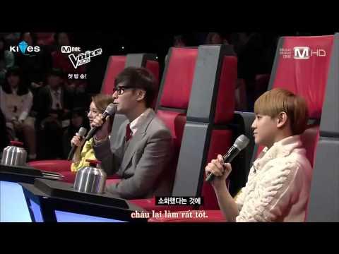 [Vietsub]The Voice Kids Ep 1 HD part 2/7