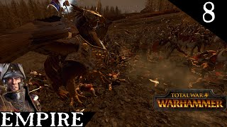 Stop Chaos - Empire - Total War: Warhammer Lets Play Part 8