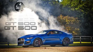 Ford Mustang Shelby GT500 | Where Does it End?