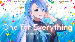 One for Everything SUZUNA SOLO Ver. - 凪原涼菜 (Official Video)