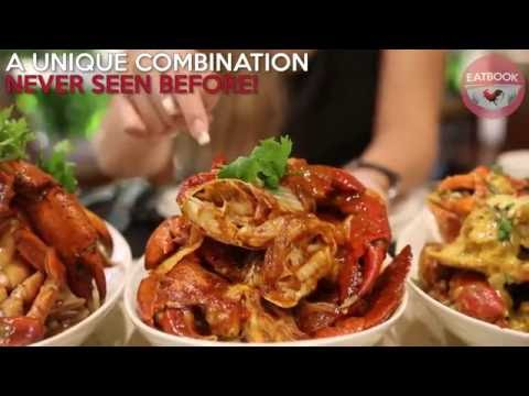 PARKROYAL At Beach Road - Unlimited Crab Feast At $99 For 2