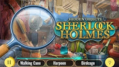 Sherlock Holmes Hidden Objects Game – Best Detective Games for Android 2019