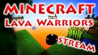 RedCrafting - Стрим - Lava Warriors