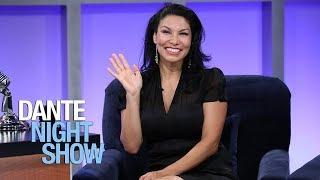 Crystal Santos, ha hecho escenas de riesgo de JLo y Kate del Castillo – Dante Night Show