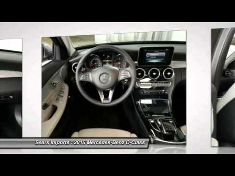 2015 mercedes benz c class minnetonka minneapolis for Mercedes benz bloomington mn