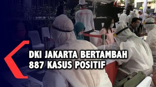 Lagi! DKI Jakarta Jadi Provinsi Penambahan Kasus Covid-19 Tertinggi
