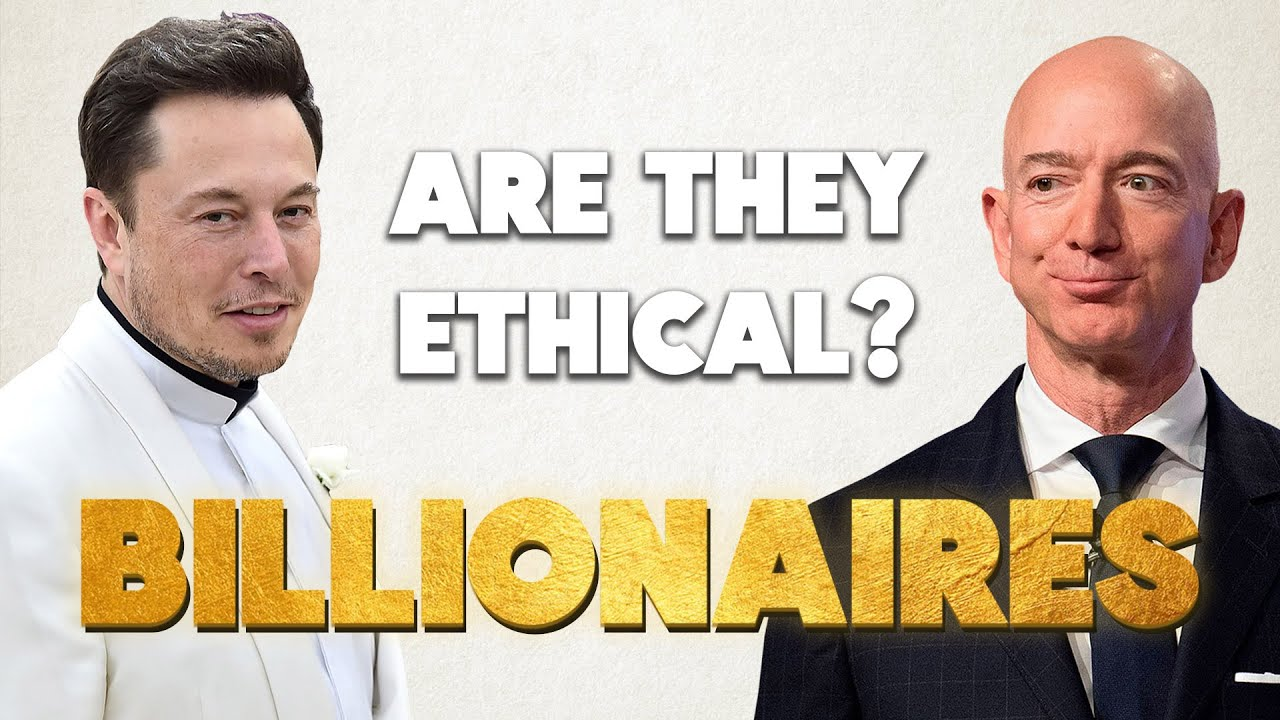 Download Is it unethical to be a billionaire?