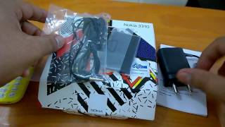Nokia 3310 (2017) unboxing and first impressions