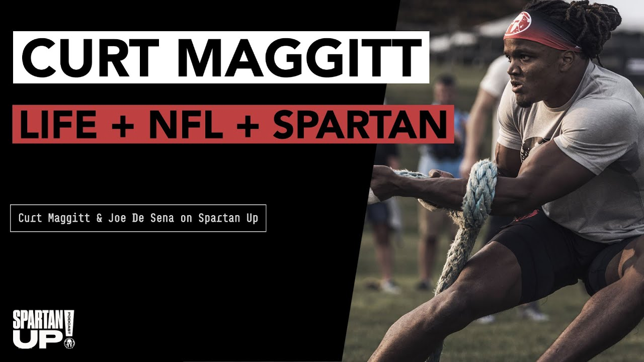 Former Colts Player Curt Maggitt on Life, the NFL and Spartan / with Joe De Sena