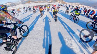 START 1000th AND FINISH 1st! IS IT POSSIBLE?! Mountain of Hell, the biggest mountain bike race!