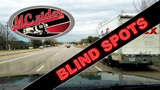 The blind spot nobody talks about BUT is most dangerous for motorcycles