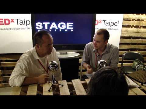 2010 TEDx Taipei Yasuhiro Yamashita Interview