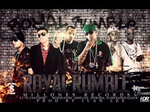 royal rumble millones records