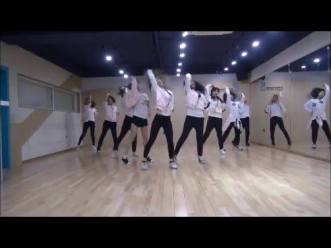 Slow 50% [Mirrored] TWICE CHEER Up Dance practice Video - YouTube