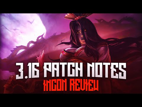 SMITE PATCH NOTES: NEW GODDESS WITH BOOMERANG AUTO ATTACKS - Incon