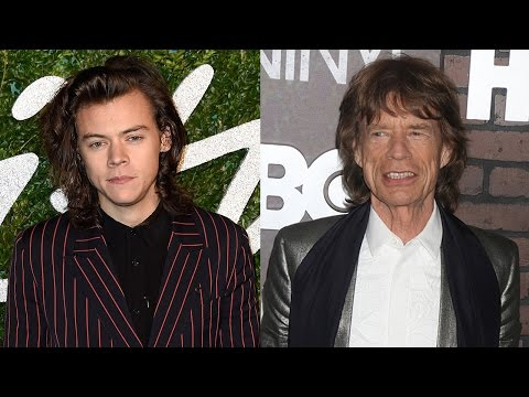 Thumbnail: Harry Styles To Play The Role Of His Lifetime As Mick Jagger?