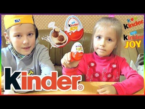 КИНДЕР СЮРПРИЗ- ГОНОЧНЫЕ ТАЧКИ и другие игрушки. Surprise Eggs - Распаковка Видео для детей