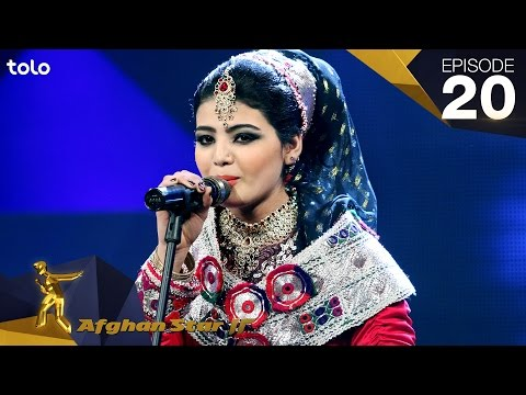 Afghan Star S12 - Episode 20 - Top 6 / فصل دوازدهم ستاره افغان - قسمت بیستم - مرحله 6 بهترین