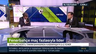 Rıdvan Dilmen ve Murat Kosova ile %100 Futbol | Fenerbahçe - Kasımpaşa