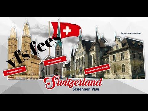 Vfs Switzerland Schengen  Visa Update By Abhishek Sharma