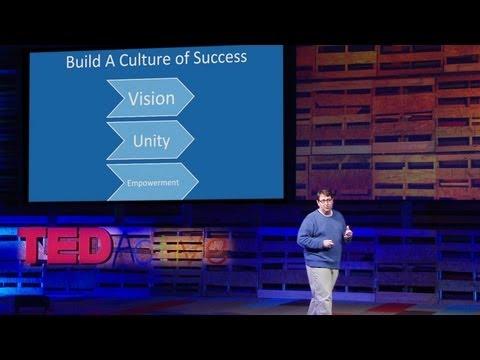 Building a culture of success - Mark Wilson