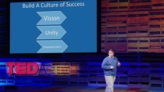 Building a culture of success - Mark Wilson