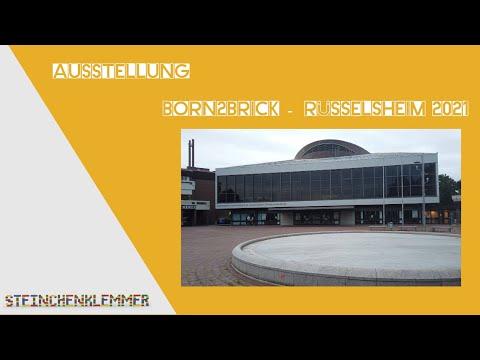 Born2Brick Rüsselsheim 2021 - Kompletter Rundgang über die LEGO® Ausstellung