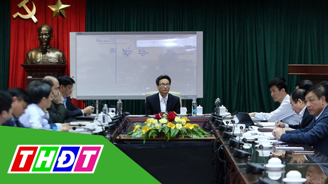 [7/3/2020] Bộ Y tế họp khẩn về Covid-19   THDT