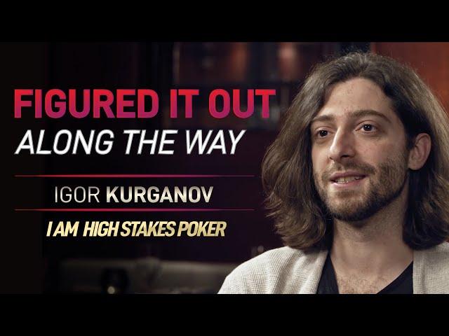 Igor Kurganov - My Plan to Learning Poker