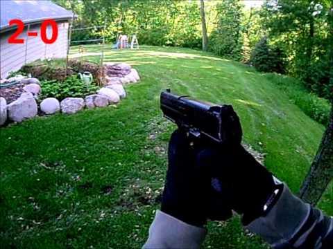 Airsoft Backyard War helmet cam: backyard airsoft war #2 with pistols - youtube