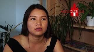 Студентка Зарина из Кыргызстана - о жизни в Чешской Республике