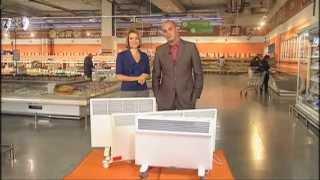 видео Конвекторы отопления электрические: как выбрать